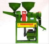 Fresatrice del riso automatico con l'interruttore