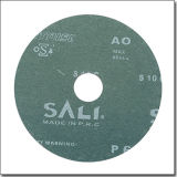 China de resina de óxido de aluminio disco de lija para madera y metal