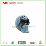 Halloweenのギフトおよび装飾のための熱い販売のPolyresinの頭骨の置物