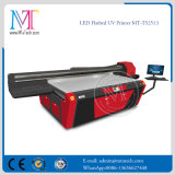 Mt UV2513 넓은 체재 유리제 나무로 되는 인쇄 평상형 트레일러 UV 인쇄 기계