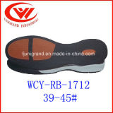 Sport bereift alleinige Fußball-Schuhe Outsole hochwertiges preiswertes