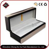 Insignia modificada para requisitos particulares que broncea el rectángulo de regalo de papel del almacenaje