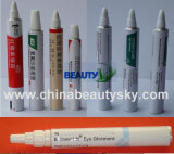 Pharmaceutical Packaging Packaging Eye Pommade Crème alimentaire Aluminum Empty Tube Pliable