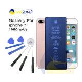 accesorios para teléfonos móviles de la batería para el iPhone 7
