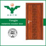 De houten Enige Gelamineerde Ontwerpen van de Deur in Yongkang