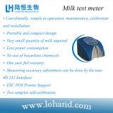 Máquina de prueba portable de la grasa láctea de la Uno mismo-Calibración de dos muestras