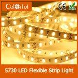 Luz de tira flexible lumen grande LED de la promoción 220-240V del alto