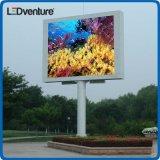 Banner LED de grande tamanho ao ar livre para publicidade