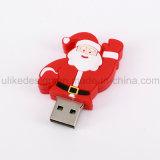 Bonjour cadeau de Noël du pilote USB à mémoire Flash (UL-PVC030)