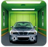 競争価格の自動車車のエレベーター