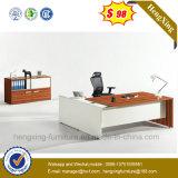 Подгонянная деревянная таблица управленческого офиса MFC верхней части (NS-ND100)