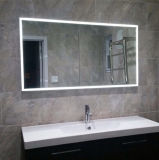 Zoll wir Hotel-Badezimmer Frameless LED beleuchteter Backlit Spiegel