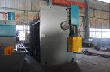 Máquina de dobra de aço hidráulica do freio da imprensa do metal da placa (CNC)