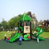 La cour de jeu extérieure populaire de modèle neuf badine le matériel d'amusement de jungle