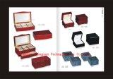 高品質の木の宝石箱
