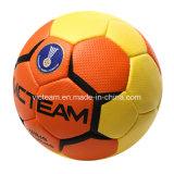 Standardgröße 3 2 1 PU-lederne Handball-Kugel