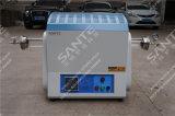 Высокотемпературная механотронная печь с пробкой алундума