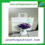 OEM моды сумки перевозчика магазинов сумки крафт-бумаги мешок