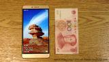"""Androïde 6.0 de faisceau d'Octa de téléphone cellulaire de la note 8 4G Lte d'honneur de Huawei de la livraison rapide de DHL 6.6 """" or de smartphone d'empreinte digitale de ROM du RAM 128GB de 2k 2560X1440 4GB"""