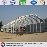 Entrepôt en acier modulaire préfabriqué de construction à vendre