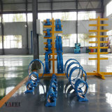 Spiraalvormige Buis die Machine voor Buis HAVC vormen die Productie maken