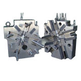 Le zinc des pièces de moulage mécanique sous pression pour l'art et les ouvrent