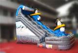 Sommer-Pinguin-aufblasbares Wasser-Pool-Plättchen für Kinder
