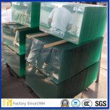 Mobiliário de vidro / espelho de mobiliário, segurança de vidro temperado, parte de vidro para móveis