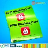 HUAYUAN Anti Hacking Cartão de Crédito Proteção RFID Blocking Card