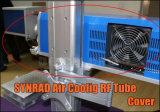 Tischplattenlaser-Markierung der Faser-20W u. Gravierfräsmaschine-Faser-Lasersender