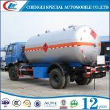 8X4 35.5cbm caminhão tanque de GPL para venda