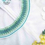 Miss You Ailinna 305178 Damas de Blanco elegante vestido de malla