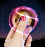 De willekeurige Mengeling kleurt In het groot Hand de Kleurrijke EDC Legering van het Zink van het Metaal Spinner voor Kinderen friemelt de Volwassen tri-Spinner van Giften Stuk speelgoed friemelt