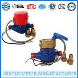 Compteurs d'eau à distance à distance