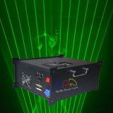 Hombre láser pura Cni verde para indicación de la demostración del laser Laser