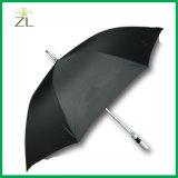 الصين ممون إشارة يعلن ترويجيّ [هيغقوليتي] أسود لعبة غولف آليّة سيّارة مظلة ريح مقاومة [سمي]