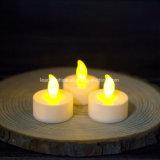 Горячий свет чая пламени поставкы СИД декора обеда Halloween Chirsmas миражирует приведенную в действие батарею Cr2032 -