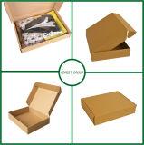 Nova marca 2017 Papel ondulado Embalagem de caixa marrom
