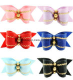 Adorable Cute Pet Bows, Fashion Dog Hair Clip Bow