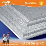 Los precios competitivos 12mm Gusano de fibra de lana mineral de techo