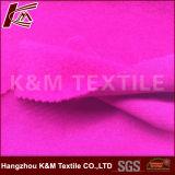 卸売100ポリエステルファブリックはフランネルのワイシャツの150dによって編まれた北極の羊毛を印刷した