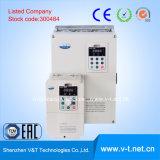 V5-Hシリーズ1pH/3pH 200V/400V可変的なトルクG - 650kwへの等級の重負荷のアプリケーションAC駆動機構VFDの頻度コンバーター0.4 - HD