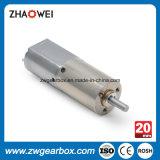 Hoge Torsie Laag T/min 20mm Tubulaire Motor voor Automatisch Gordijn
