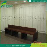 Armario durable e impermeable del vestuario de 12m m HPL