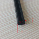 Faixa de vedação da porta de borracha EPDM gaxeta