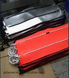 Denim Geperforeerd Neopreen Dame Fashion Tote Handbag