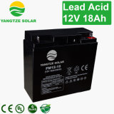 Batterie 12V 18ah de gel de sprinter de transport gratuit