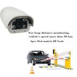 De hoge Camera van de Erkenning van de Nummerplaat van Megapixels Ahd van de Definitie voor Parkinglot