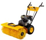 6.5HP Snow Sweeper Gasoline Power