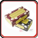 Zoll gedruckter faltbarer Pacakging Seifen-Kasten